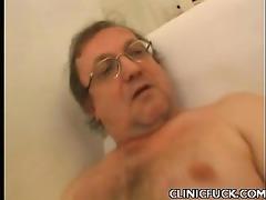 horny nurse engulf dong
