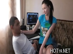 fresh legal age teenager is pounded