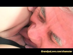 lewd grandad loves golden-haired dolls