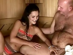 sandra rodriguez acquires fucked by grandpa
