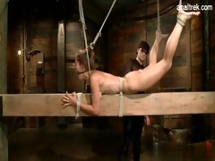 hot daughter bondage anal