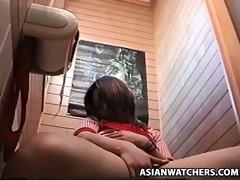 women caught masturbating with hiddencam