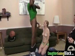 tight young teen takes big dark weenie 27