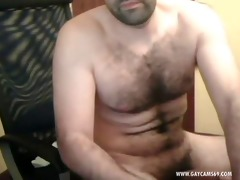 live jerking video daddy fuck son