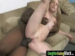 big black cock monster bonks my daughters young