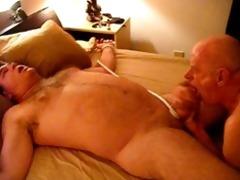 daniel got tied up and sucked by a dad next door