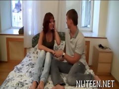 stud bonks his girlfriend