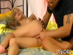 that guy squeezes in to fuck