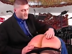 spanking the old fashioned way 2 - scene 2 -