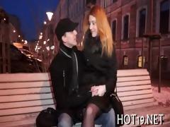 girl has sex with stranger
