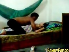 step sister caught cheating