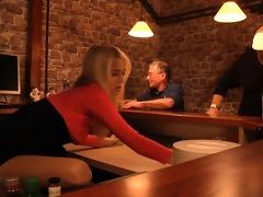 english oldman bonks a blond american legal age