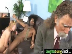 juvenile daughter with nice ass fucked by a dark