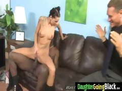 darksome penis and a diminutive babe 14