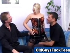 old guys fuck hot younger sweetheart