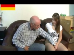 german grandpapa makes juvenile hotty horny