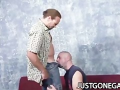 muscle stud first time sex