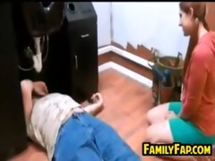 daughter in law gets drilled