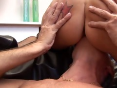 sugar daddy bonks girl hard