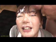 japan sex cute girl large wobblers cumming on her