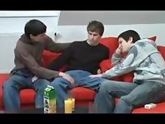 3 way teens play