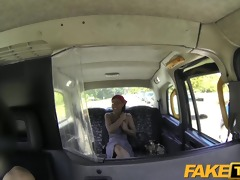 faketaxi jock loving passenger sucks off taxi man