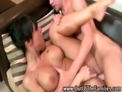 slut and step brother fuck and ejaculation action