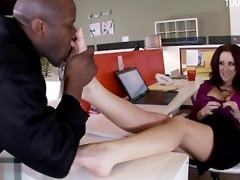 hawt daughter office sex