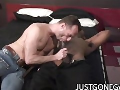 dark hawk - large black dick pounding on tight