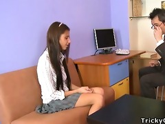 sexy dorothy wanted to fuck with her new teacher