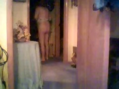 mummy and dad caught by hidden webcam